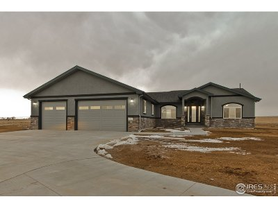 Milliken Single Family Home For Sale: 9441 Meadow Farms Dr