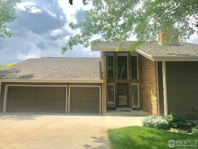 Littleton Single Family Home For Sale: 7567 Parkview Mtn