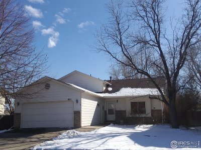 Longmont Single Family Home For Sale: 1813 Hayward Pl