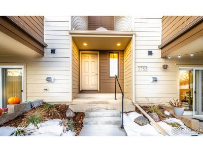 Boulder Condo/Townhouse For Sale: 3755 Birchwood Dr #47