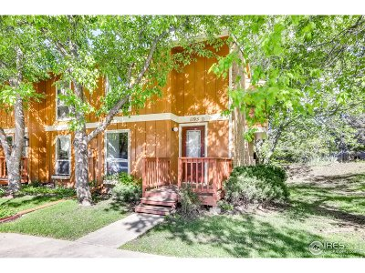 Boulder Condo/Townhouse For Sale: 1195 Bear Mountain Dr #D