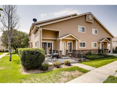 Boulder County Condo/Townhouse For Sale: 1601 Great Western Dr #4