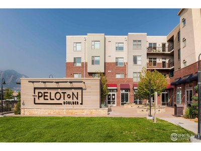 Boulder Condo/Townhouse For Sale: 3601 Arapahoe Ave #221