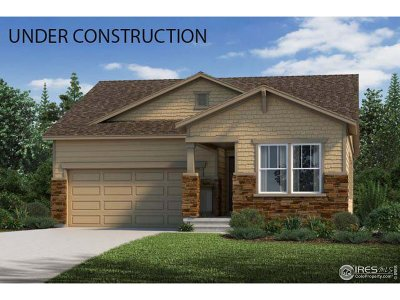Loveland Single Family Home For Sale: 2909 Pawnee Creek Dr