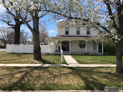 Fort Morgan Single Family Home For Sale: 503 Grant St