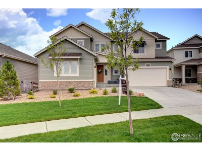 Arvada Single Family Home For Sale: 17938 W 86th Ave