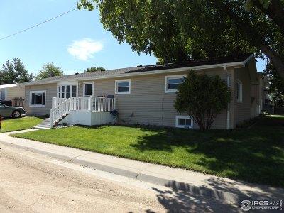 Yuma Single Family Home For Sale: 606 W Apache Dr