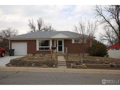 Northglenn Single Family Home For Sale: 10891 Mildred Dr