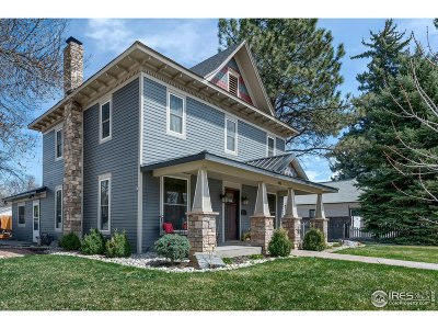 Loveland Single Family Home For Sale: 245 W 8th St
