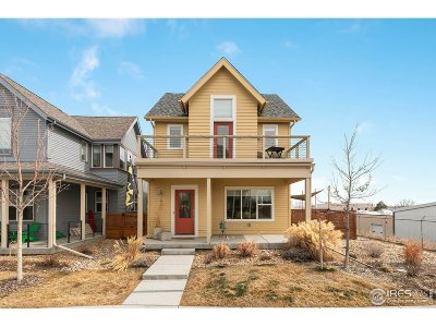 Denver Single Family Home For Sale: 1840 W 66th Ave