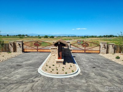 Greeley Residential Lots & Land For Sale: 16872 Cattlemans Way