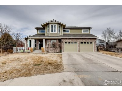 Longmont Single Family Home For Sale: 2130 Seaway Ct