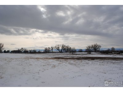Berthoud Residential Lots & Land For Sale: Colorado Ave