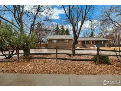 Golden Single Family Home For Sale: 13910 W 32nd Ave