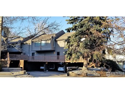Boulder Condo/Townhouse For Sale: 827 Maxwell Ave #J