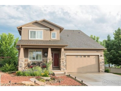 Loveland Single Family Home For Sale: 3937 Via Del Oro Dr