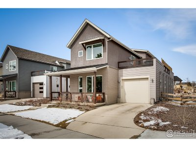 Boulder Single Family Home For Sale: 835 Yellow Pine Ave