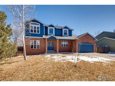 Longmont Single Family Home For Sale: 734 Ridge Creek Ct
