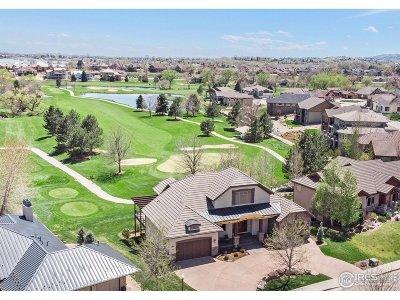 Loveland Single Family Home For Sale: 870 Deer Meadow Dr