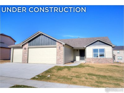 Weld County Single Family Home For Sale: 322 Ptarmigan St