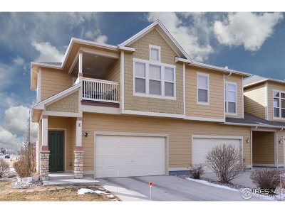 Fort Collins Condo/Townhouse Active-Backup: 2832 William Neal Pkwy #E