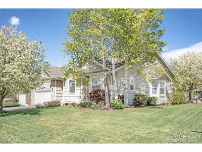 Weld County Single Family Home For Sale: 1330 Hawkridge Rd