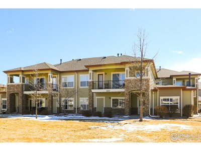 Fort Collins Condo/Townhouse For Sale: 3827 Steelhead St #17A