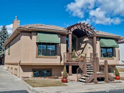 Fort Collins Single Family Home For Sale: 4014 S Lemay Ave #28