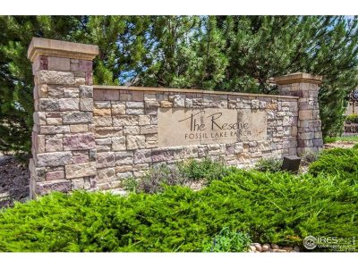 Fort Collins Residential Lots & Land For Sale: 3709 Sandy Shore Ln