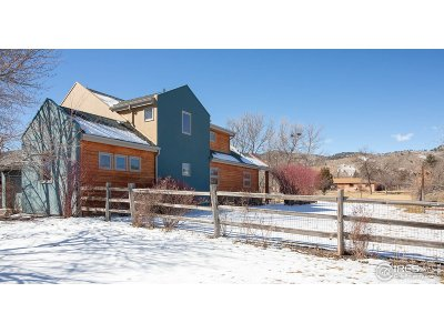 Boulder Single Family Home For Sale: 4195 17th St