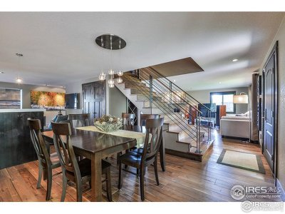 Fort Collins CO Single Family Home For Sale: $995,000