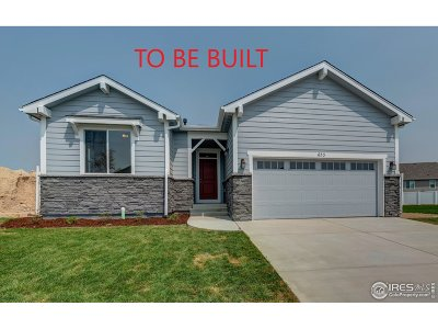 Weld County Single Family Home For Sale: 861 Shirttail Peak Dr