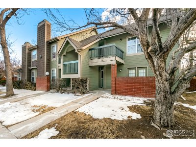 Fort Collins Condo/Townhouse Active-Backup: 3565 Windmill Dr #4