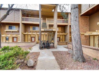 Boulder Condo/Townhouse Active-Backup: 3000 Colorado Ave #128
