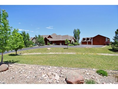 Loveland Single Family Home For Sale: 6950 Clearwater Dr