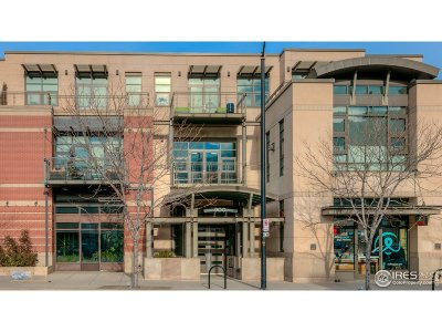 Boulder Condo/Townhouse For Sale: 900 Pearl St #203