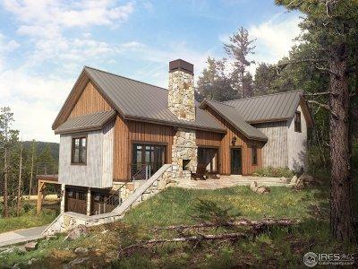 Nederland Single Family Home For Sale: 13 Juneau Cir