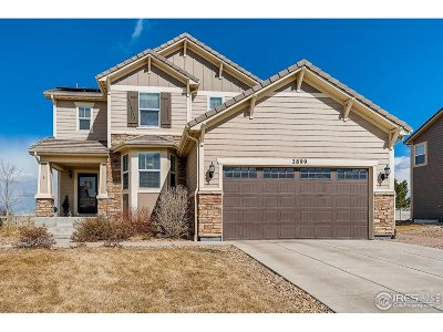 Broomfield Single Family Home For Sale: 2899 Trinity Loop