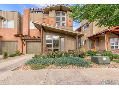 Boulder Condo/Townhouse For Sale: 3734 Ridgeway St