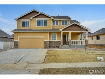 Greeley Single Family Home For Sale: 1422 88th Ave