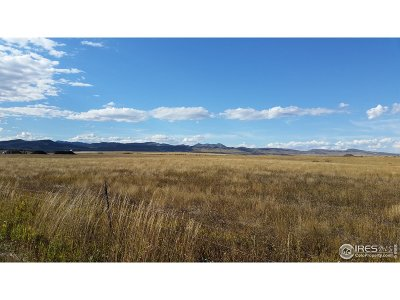 Fort Collins Residential Lots & Land For Sale: 2250 W County Road 56