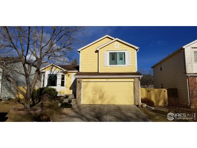 Superior Single Family Home For Sale: 1887 Reliance Cir