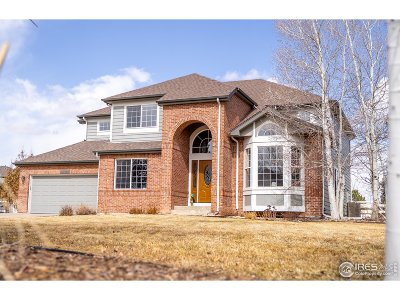Broomfield Single Family Home For Sale: 4105 Broadmoor Loop