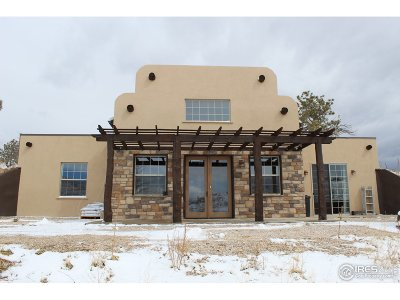 Larimer County Single Family Home For Sale: 616 Horse Mountain Dr