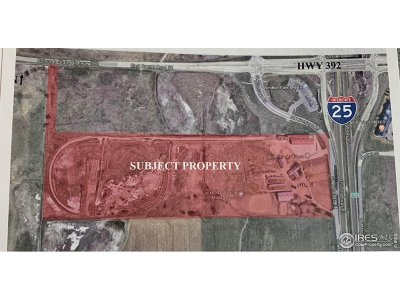 Fort Collins Residential Lots & Land For Sale: 7795 & 7801 SW Frontage Rd