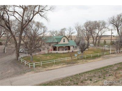 Merino Single Family Home For Sale: 10723 Us Highway 6
