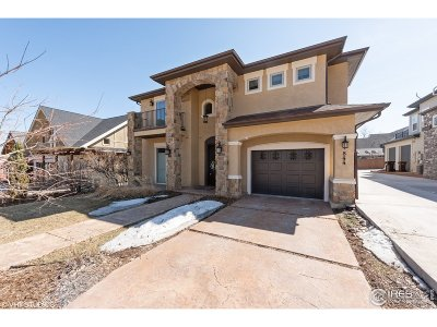 Boulder Single Family Home For Sale: 844 Union Ave