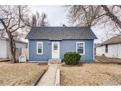 Ault Single Family Home For Sale: 254 1st St