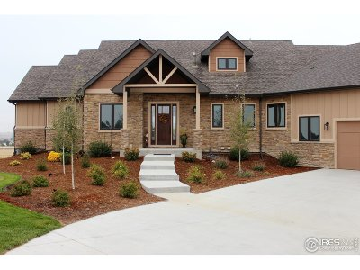 Severance Single Family Home For Sale: 39917 Hilltop Cir