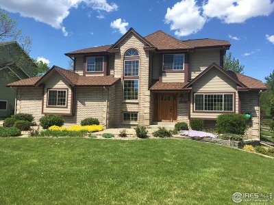 Longmont Single Family Home For Sale: 4063 Niblick Dr